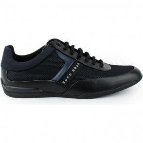 Boss Green Space_Lowp Trainers in Black