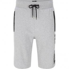 Boss Black Short Pant Loungewear in Grey