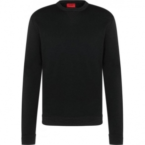 Hugo Dexcalibur Sweatshirt in Black