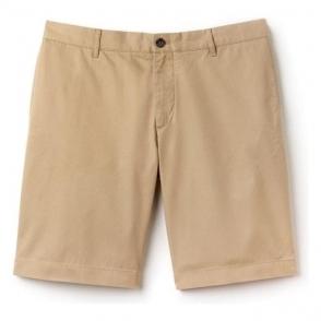 Lacoste Bermuda Shorts in Beige