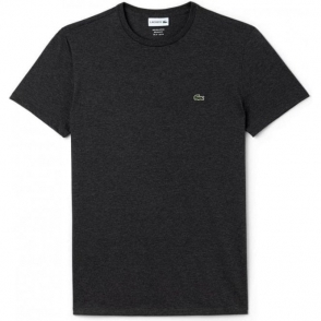 Lacoste Core T-Shirt in Charcoal