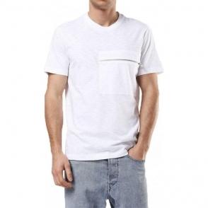 Diesel T-Det T-Shirt in White