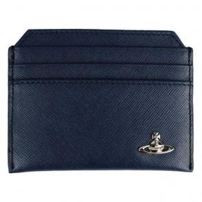 Vivienne Westwood Cardholder Wallet in Blue