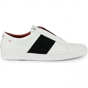 Hugo Post_Slon Trainers in White