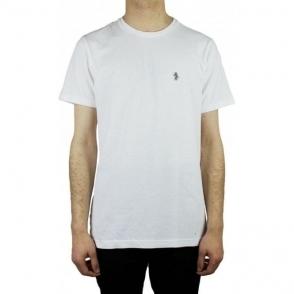 Luke Roper Skinny Charmer T-Shirt in White