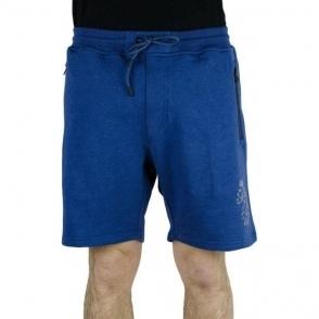 Luke Roper Furic Shorts in Dark Blue