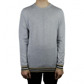 Hamaki-Ho Knitwear Jumper in Grey