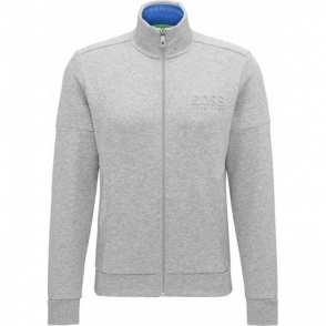 Boss Green Skaz Sweatshirt in Grey