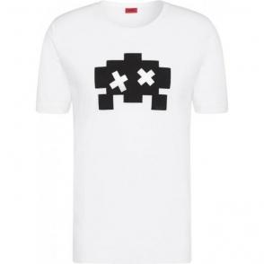 Hugo Dayward T-Shirt in White