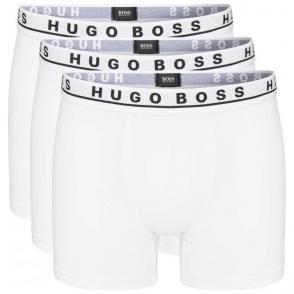 Boss Black Boxers Boxer Brief 3P in White