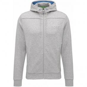 Boss Green Saggy Sweatshirt in Grey