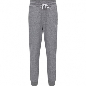 Boss Black Long Pant Loungewear in Charcoal