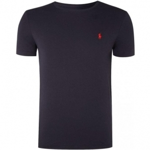 Ralph Lauren Polo T-Shirts Logo Tee in Navy