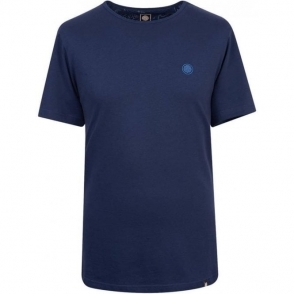 Pretty Green Mitchells T-Shirt in Navy