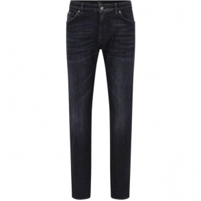 "Maine3 34"" Long Leg Jeans in Charcoal"