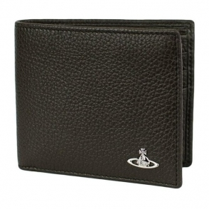 Vivienne Westwood Credit Card Wallet in Green