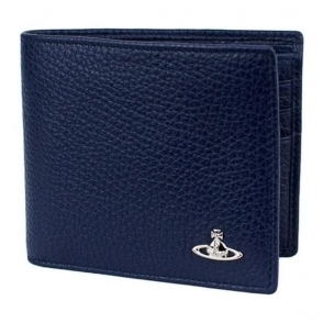 Vivienne Westwood Credit Card Wallet in Blue