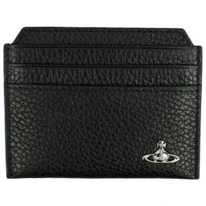 Vivienne Westwood New Credit Cardholder Wallet in Black