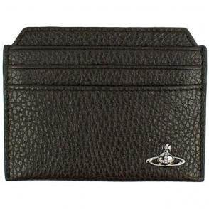 Vivienne Westwood Cardholder Wallet in Green