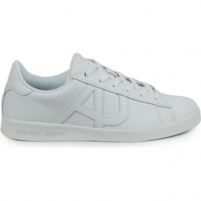 Armani Jeans AJ Core Kick Trainers in White