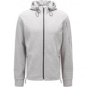 Hooded Jacket Loungewear in Grey