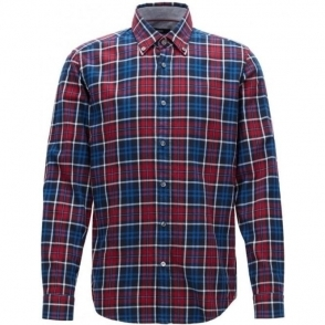 Boss Black Lod_41 Shirt in Red