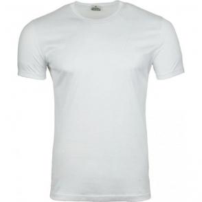 Vivienne Westwood Plain Orb Underwear Tee in White