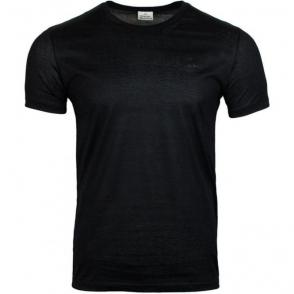 Vivienne Westwood Plain Orb Underwear Tee in Black