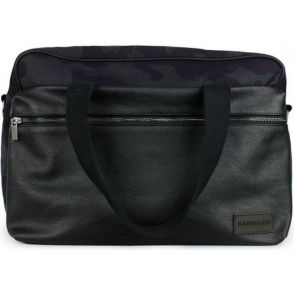 Hamaki-Ho Weekend Bag in Black