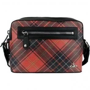 Vivienne Westwood Cross Body Bag in Red