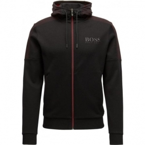 Saggy Sweatshirt in Black