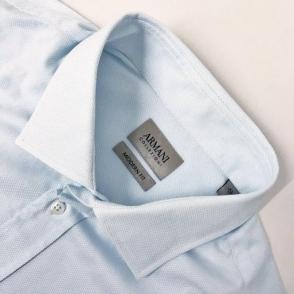 Collezioni Camicua Shirt in Baby Blue