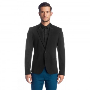Formal Jacket Allins In Black