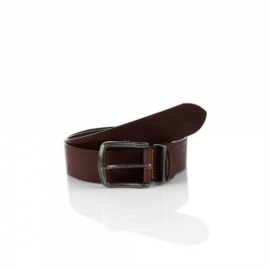 Belts Jeppo In Dark Brown