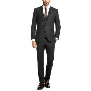 Suits 3 Piece Hattrick In Black