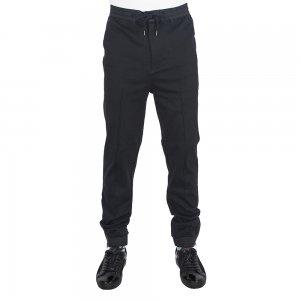CAVIAR Jogging Bottoms In Black