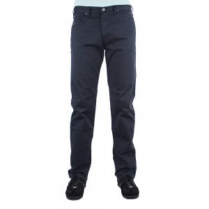 J21 Trousers In Navy / Regular Leg