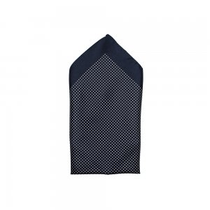 POCKET33 Pocket Square In Dark Blue