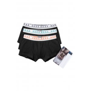 Boxers Boxer 3Pack FN In Black with mixed bands
