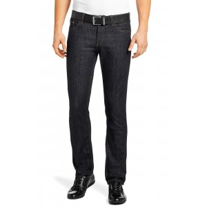 DALAWARE1 Slim-fit Jeans In Navy / Regular Leg