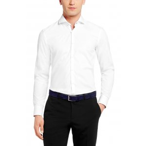 JERY Slim-fit Business Shirt In White