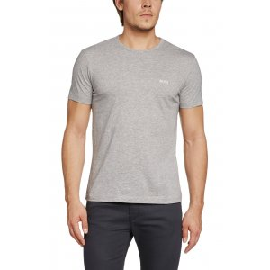 TEE T-shirt With Round Neckline In Grey