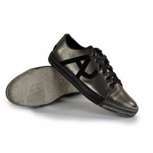 Armani Jeans Footwear Rusti in Dark Grey