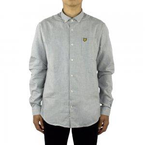 Lyle & Scott Vintage Shirts lsmarl in Grey