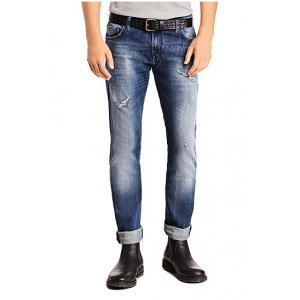 Boss Orange Jeans Midwash Denim Orange71 Regular Leg