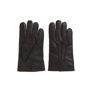 Boss Black Gloves Haindt in Black