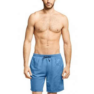 Boss Black Swim Shorts Orca in Open Blue
