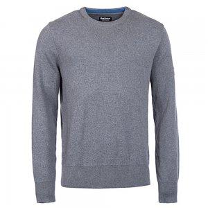 Barbour International Knitwear Throttled in Grey