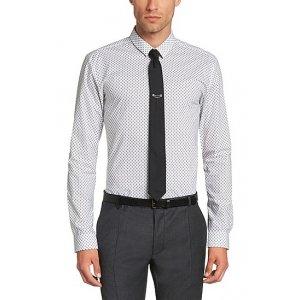 Hugo Shirt Slim-fit Ero3 in Open White