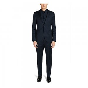Hugo Suit Aeron2 in Dark Blue
